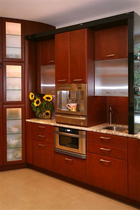 built in coffee bar top 6 kitchen remodeling ideas and trends in 2015 2016