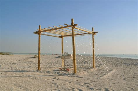Bamboo Canopy by Bamboo Canopy With Capiz Shell Strands Miller Wedding