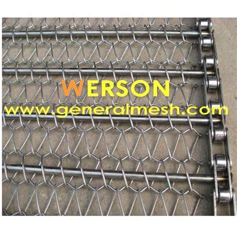 Wiremesh Oven Conveyor System generalmesh metal wire conveyor belting wire belt woven
