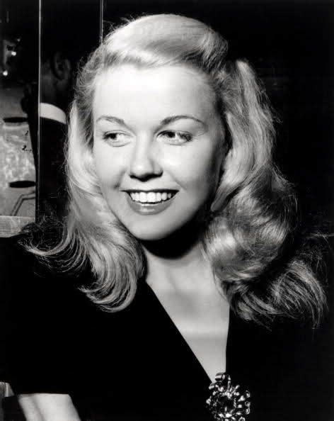 what type of hair did doris day naturally have is doris day a natural blonde doris day photos started 20