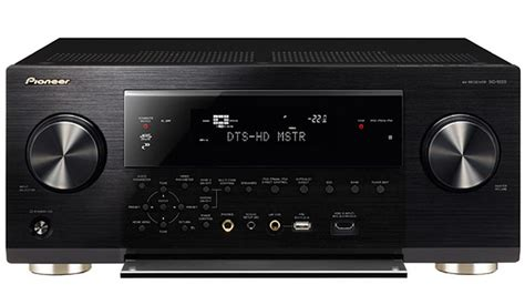 pioneer sc 1223 home theatre receiver review cnet