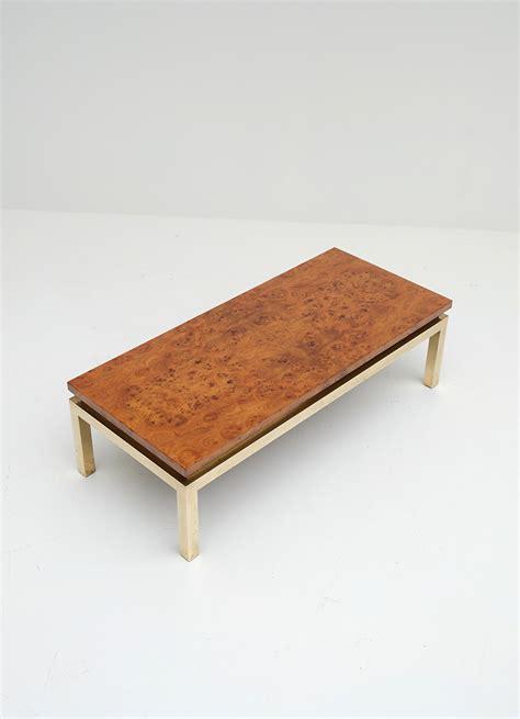 burl wood end table burl wood coffee table 1970s for sale at pamono