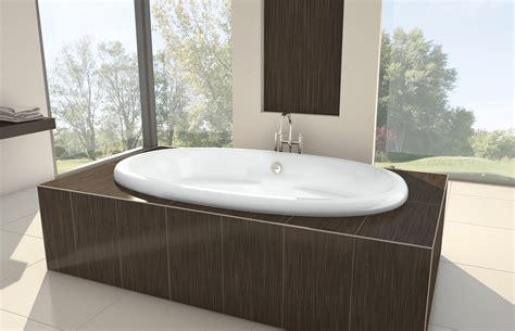 oceania bathtub oceania legende 71 quot x 41 5 quot x 24 quot drop in bathtub le42 ebay