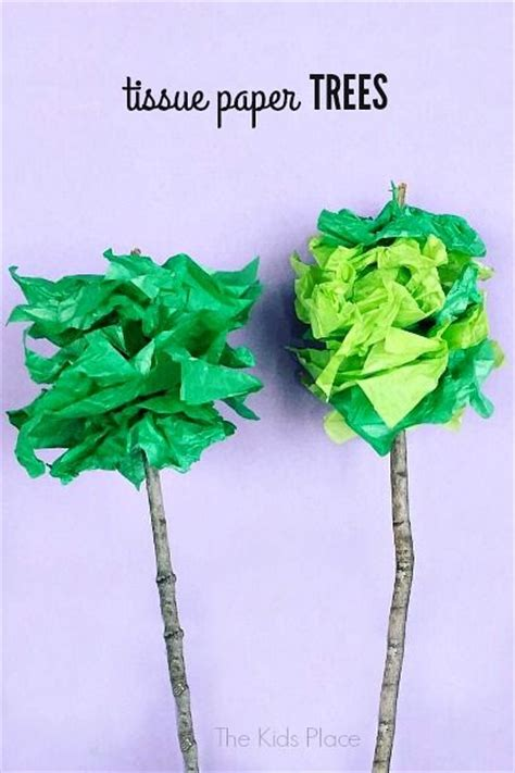 tissue paper tree craft 77 best images about earth day 2016 on the