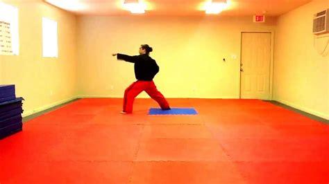 youtube taekwondo pattern 1 dan gun tae kwon do form slow youtube