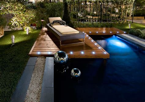 pool deck lighting ideas solar pool lights on winlights com deluxe interior