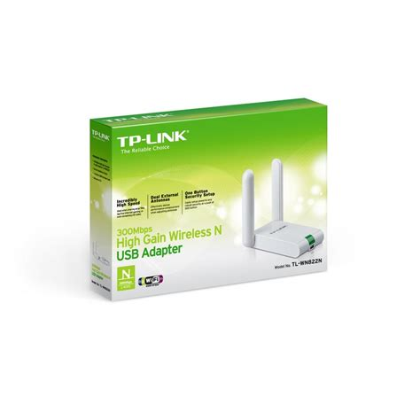 Usb Wifi Tp Link Tl Wn822n tp link tl wn822n adaptador usb wifi 802 11n 300mbps
