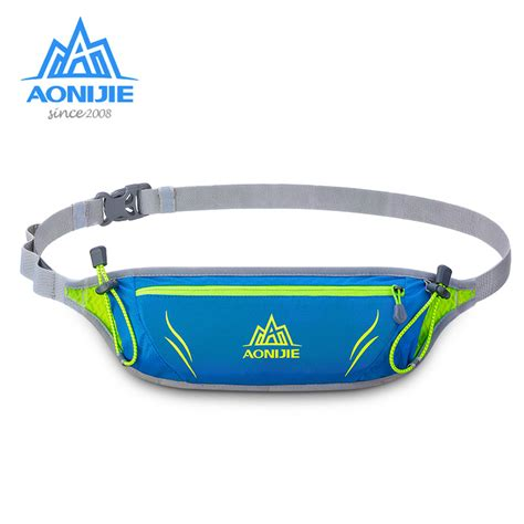 Aonijie Waist Bag For Running Hiking And Cing aonijie multifunction marathon outdoor sports running waist bag belt pockets for mobile