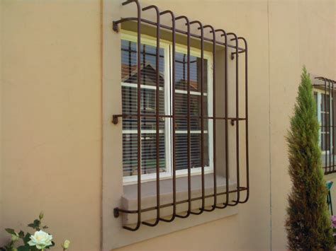 burglar bars modern burglar bars for excellent home