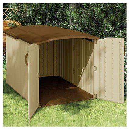 Suncast Shed Reviews by Suncast Bms4900d Glidetop Slide Lid Shed Review