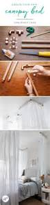 Diy Canopy Bed Hardware Dreamy Canopy Bed Project Canopy Beds Beds And Canopies