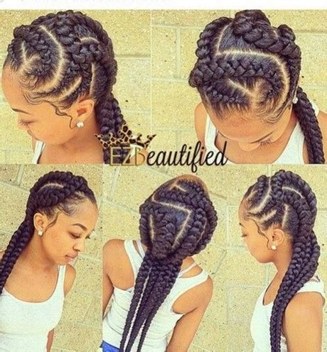 cute quick braided hairstyles