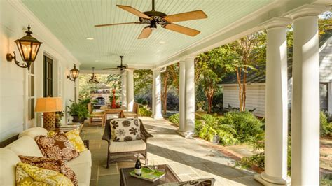 front porch ideas for homes southern plantation