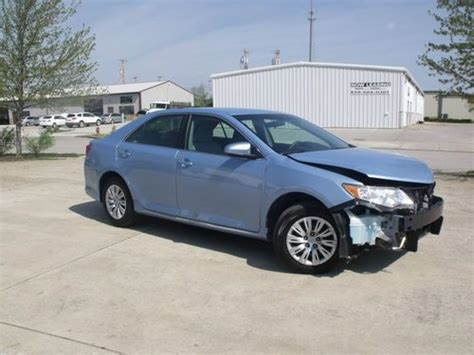 how to fix cars 2012 toyota camry engine control sell used 2012 toyota camry le damaged easy fix in nicholasville kentucky united states