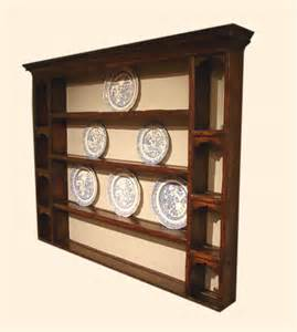 Cabinet Hanging Tools Georgian Oak Delft Rack Antique Plate Rack Wall