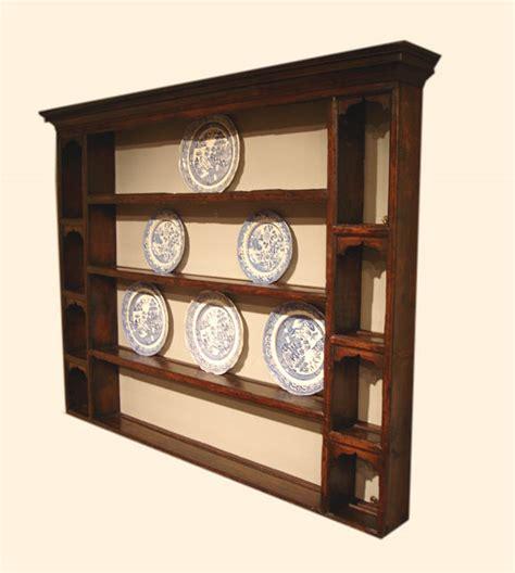 Wall Plate Shelf georgian oak delft rack antique plate rack wall shelves uk antique wall shelves mahogany
