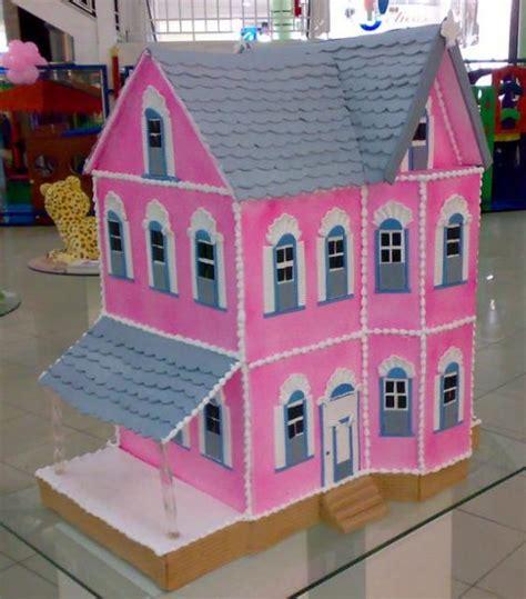 cake house pin mansion house cake on
