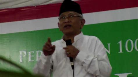 Gus Dur Dalam Obrolan Gus Mus 1 pidato gus mus saat peringatan 1000 hari wafat gus dur