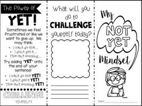 i can t do that yet growth mindset books best 25 growth mindset activities ideas on
