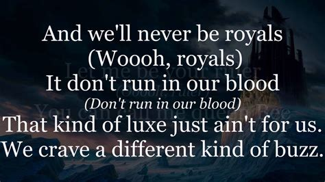 printable lyrics to royals download lorde royals lyrics reixie