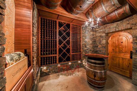 Tuscan Chandelier 2013 S Top 5 Custom Wine Cellars On Houzz Building Wine