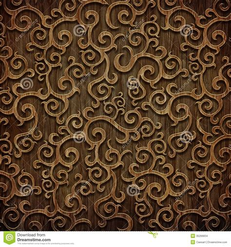 vintage floral print pattern wallpaper