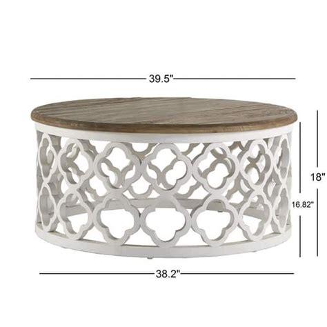 wood drum coffee table best 25 drum coffee table ideas on studio b