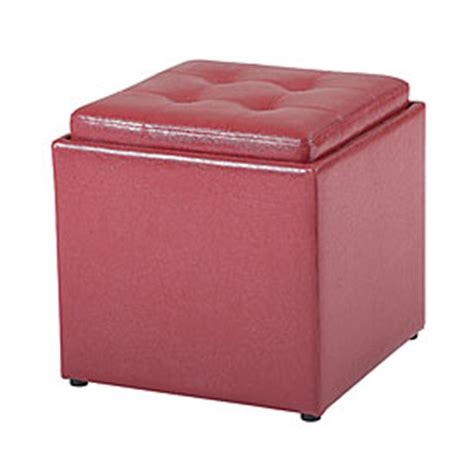 ottoman big lots view tufted tray ottoman deals at big lots
