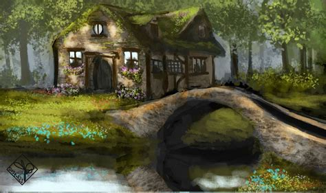 cottage in beautiful cottage wallpapers this wallpaper