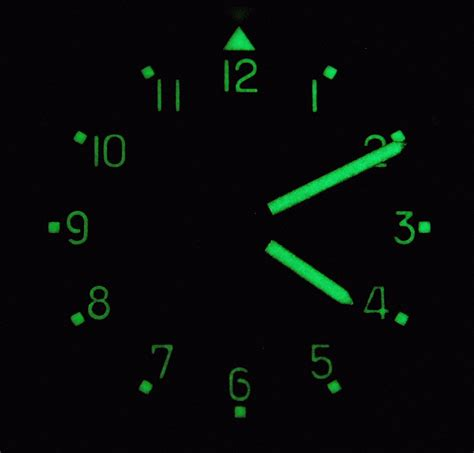is the luminous material on watches safe watchallure