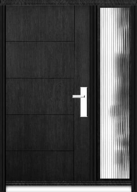 richerson mastergrain fiberglass front door  side lite