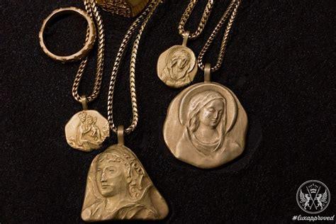 kanye west debuts yeezy jewelry collection