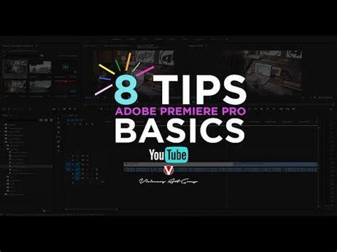 tutorial adobe premiere for beginner learn adobe premiere pro in 8 steps tutorial for