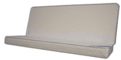 matelas pour canapé clic clac matelas pour bz espace du sommeil espace du sommeil