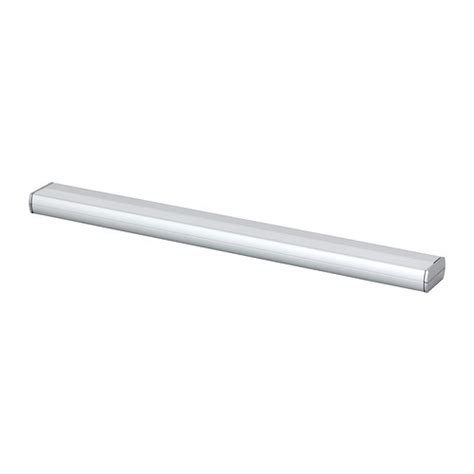 arbeitsbeleuchtung led ikea rationell led arbeitsbeleuchtung in silberfarben