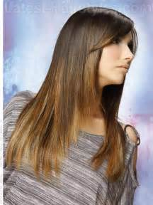 front view of side swept hairstyles 10 sleek hairstyles we absolutely