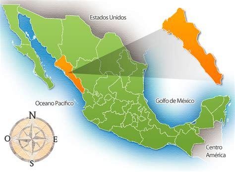 cadenas orograficas principales de mexico sinaloa estados de m 233 xico