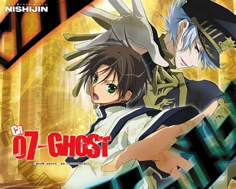 Anime 07 Ghost by 07 Ghost Anime Images 07 Ghost Hd Wallpaper And Background