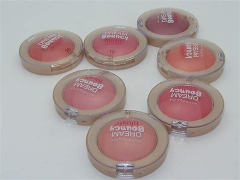 Review Maybelline Bouncy Blush maybelline bouncy blush review swatches photos musings of a muse