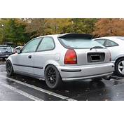 GA 1998 Honda Civic DX Hatch  VSM B18c SiR