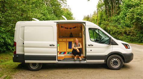 van life  long term housing solution  solo female