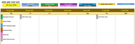 event calendar maker excel template  support