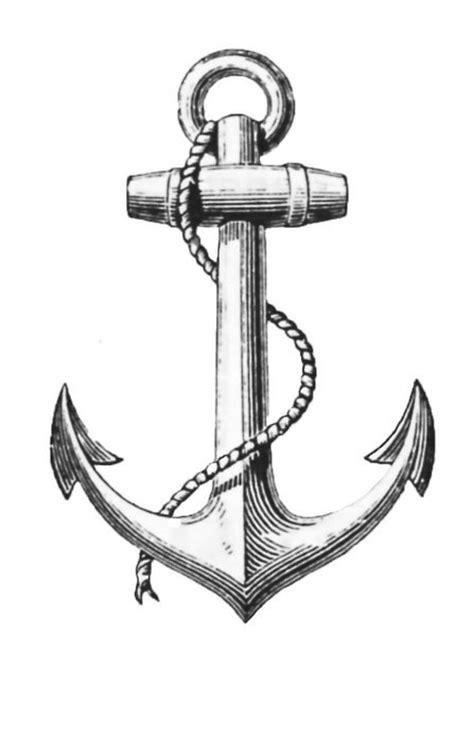 doodle jangkar anchor drawing navy image 200522 on favim