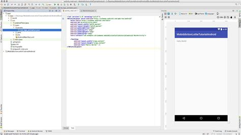 android animate layout width native app animations in android studio using sketch