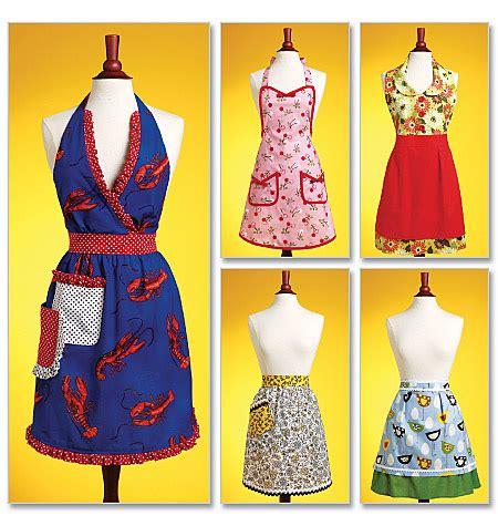 apron pattern butterick b5474 aprons aprons butterick patterns