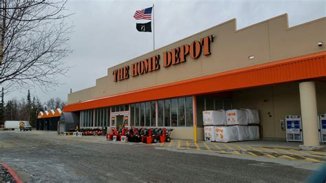 the home depot in wasilla ak 907 357 8
