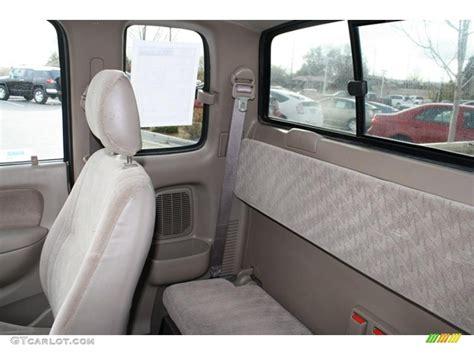 2001 Toyota Tacoma Interior by 2001 Toyota Tacoma V6 Trd Xtracab 4x4 Interior Photo