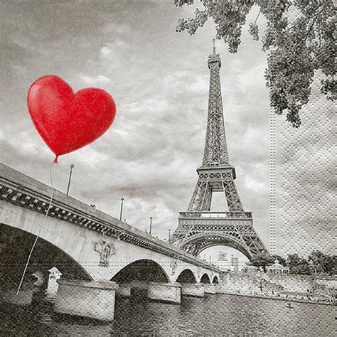 servietten eiffelturm 21819 ganzjahres servietten - Eiffel Turm Serviettenringe