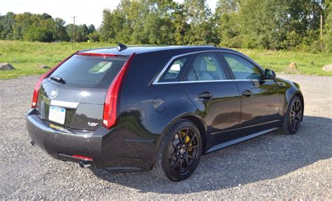 Cadillac Ctsv Wagon For Sale 2012 cadillac cts v wagon for sale gm authority
