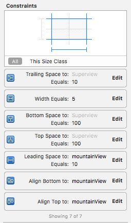 xcode auto layout aspect ratio ios quot width quot constraint of uiimageview ignored when using